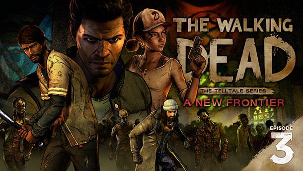 Ya entendemos la fecha lanzamiento de The Walking Dead A New Frontier, sera la próxima semana