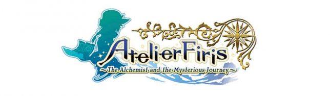 Atelier Firis logotipo y arte