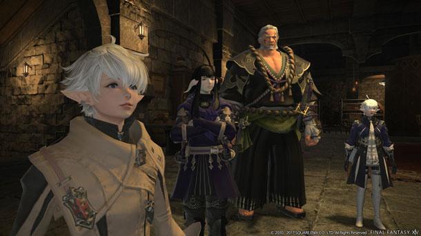 prueba gratuita de Final Fantasy XIV