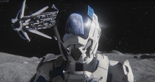 Nuevas imágenes en el tráiler de lanzamiento de Mass Effect Andromeda y todos los detalles acerca de la prueba de Access, disponible esta semana.