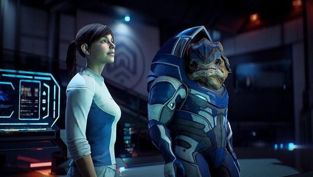 El desempeño esperado con los requerimientos de Mass Effect Andromeda muestra una acertada optimización.