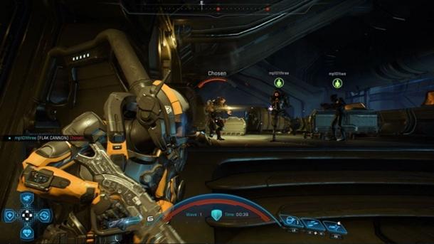 Ya puedes ver el tráiler del modo multijugador de Mass Effect Andromeda con imágenes de gameplay.