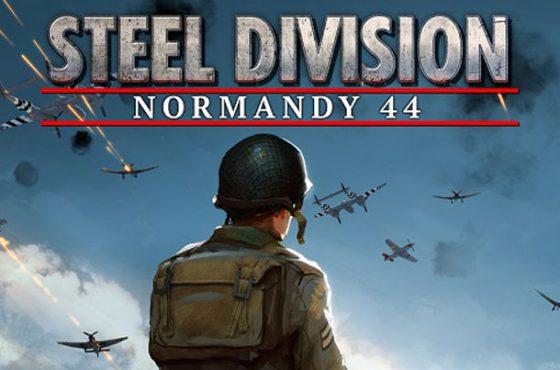 Steel Division Normandy 44 suma a la colección de Paradox Interactive.