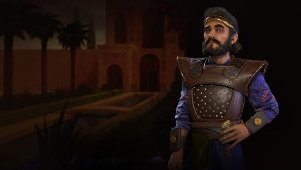 Ciro II lidera a los persas en su llegada a Civilization 6, aún sin fecha definitiva.