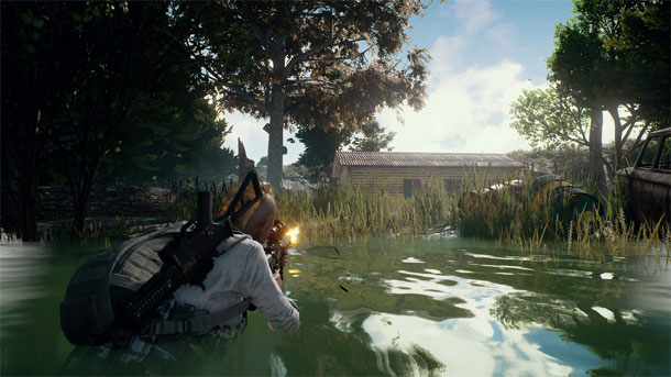 Early Access de PLAYERUNKNOWN'S BATTLEGROUNDS