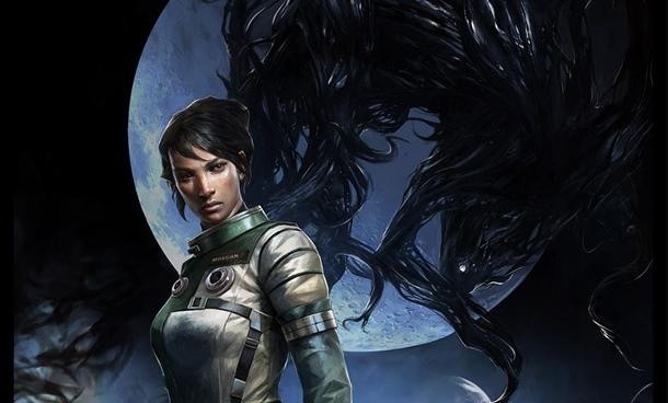 Mimético, Tejedor, Telépata y Fantasma son algunos de los tipos de alien en Prey.