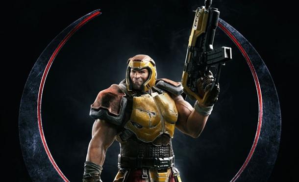 Quake Champions es free to play, pero esta opción sólo te dejará jugar con el Ranger a tiempo completo.