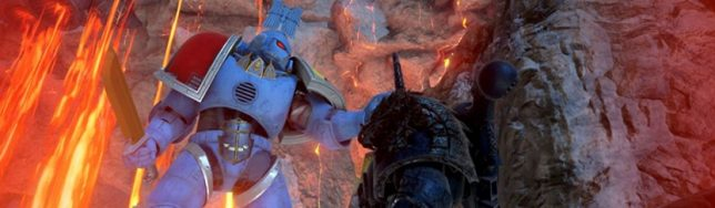 La versión free to play de Warhammer 40K Eternal Crusade ha llegado a Steam.