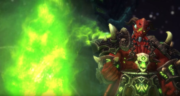 Kil'jaeden será el jefe final de La Tumba de Sargeras en World of Warcraft.