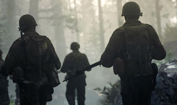 Ya puedes mirar el 1.er tráiler de Call of Duty WWII.