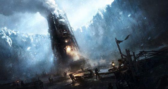 Anunciado Frostpunk, con supervivencia en el frío extremo