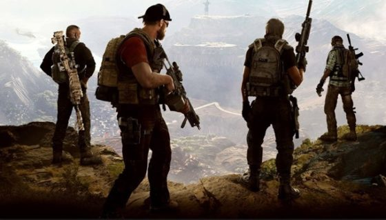 Otro parche de Ghost Recon Wildlands