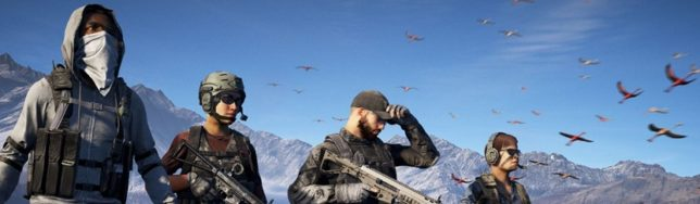 Parche de Ghost Recon Wildlands