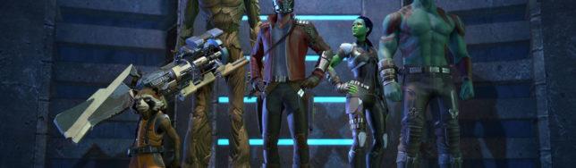 Tráiler de lanzamiento de Guardianes de la Galaxia The Telltale Series