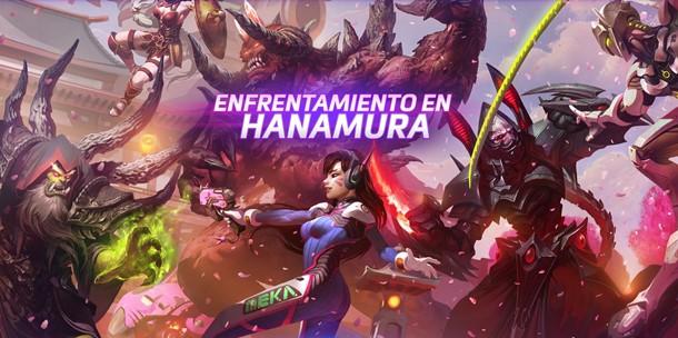 La actualización de Heroes of the Storm 2.0 nos lleva a Hanamura.