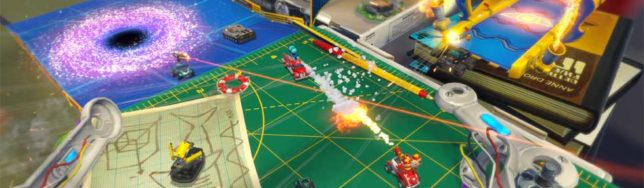 tráiler de Micro Machines World Series