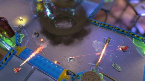 Tenemos tráiler de Micro Machines World Series.
