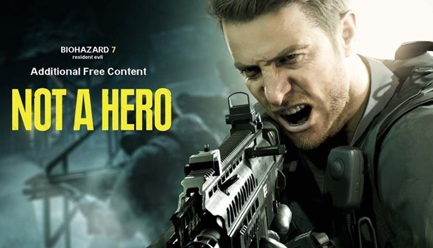 Not a Hero para Resident Evil 7 se retrasa para poder pulirlo.