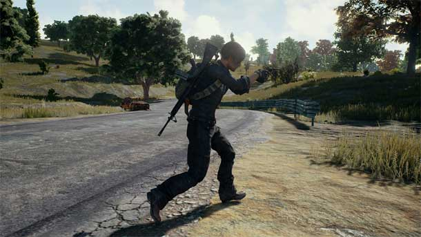 jugadores de PLAYERUNKNOWN'S BATTLEGROUNDS