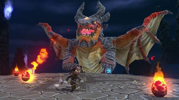 Podrás probar la demo de Portal Knights a partir del próximo 20 de abril.