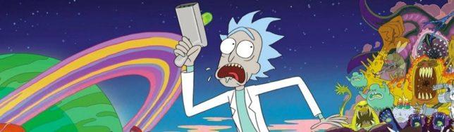 Rick y Morty en Realidad Virtual
