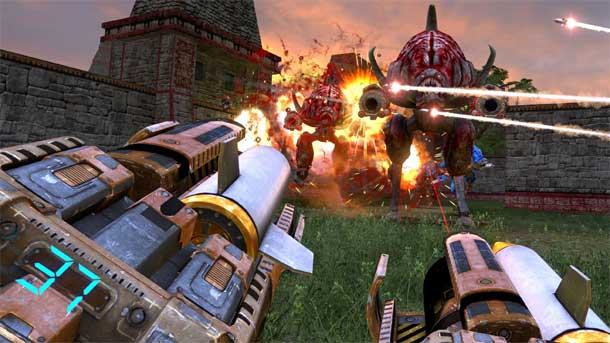 disponible Serious Sam VR