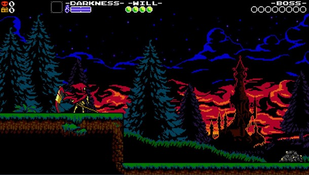 Ya disponible Shovel Knight Specter of Torment, la precuela del popular Shovel Knight.