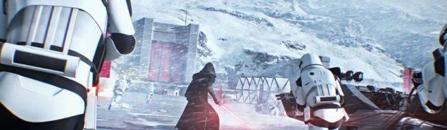 El anuncio de Star Wars Battlefront 2