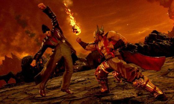 Brutal gameplay de Tekken 7