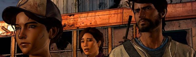 El cuarto episodio de The Walking Dead A New Frontier