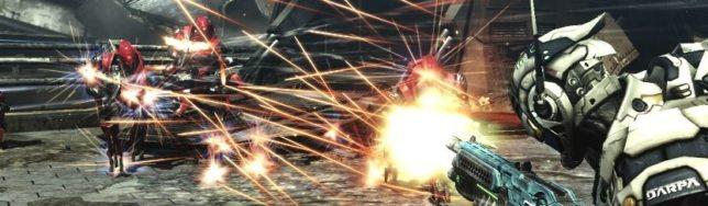 Vanquish en PC podría ser lo próximo de Platinum Games