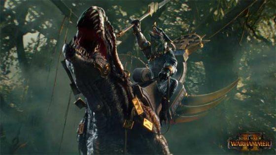 Nuevo tráiler de Total War Warhammer 2