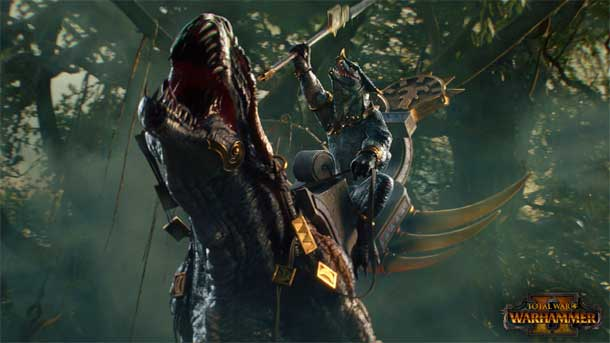 gameplay de Total War Warhammer II