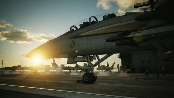Ya puedes ver la lista de requisitos de Ace Combat 7 Skies Unknown.