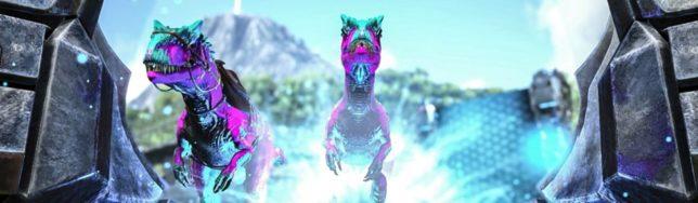 Una de las criaturas que añade el último parche de ARK Survival Evolved.