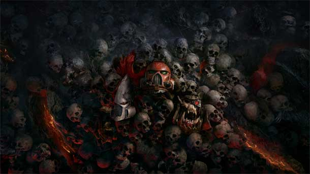 lanzamiento de Warhammer 40000 Dawn of War III