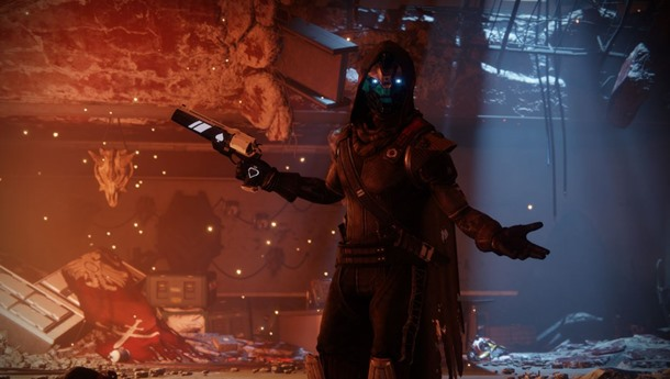 Ya puedes mirar el épico tráiler gameplay de Destiny 2.