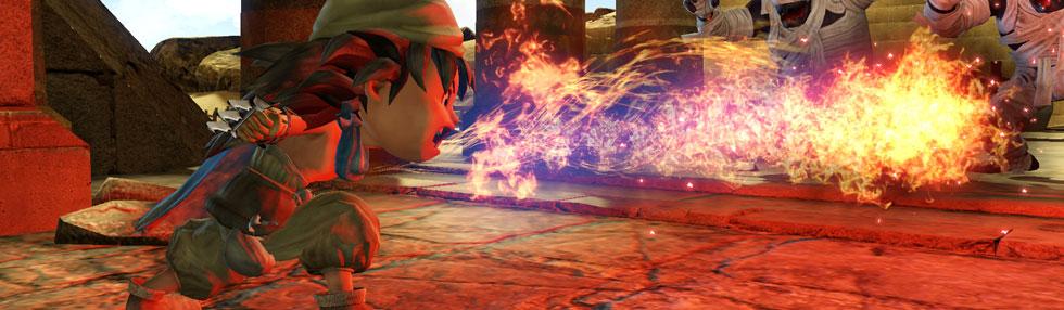 Square Enix ha desvelado todas las actualizaciones de contenido de Dragon Quest Heroes II que liberarán durante el mes de mayo y junio