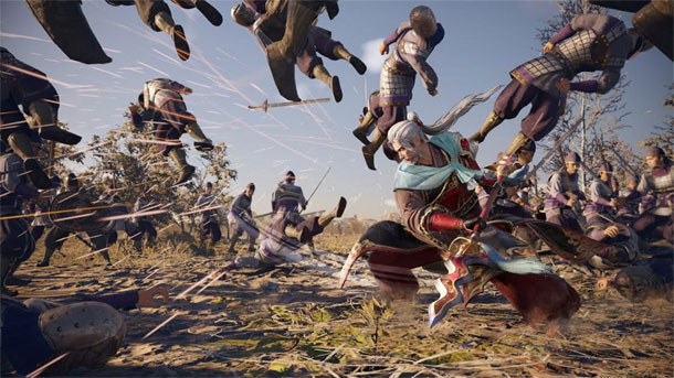 Dynasty Warriors 9 ya es oficial