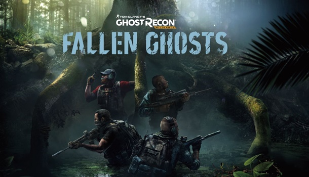 Fallen Ghosts es la segunda expansión de Ghost Recon Wildlands, disponible a finales de mes.