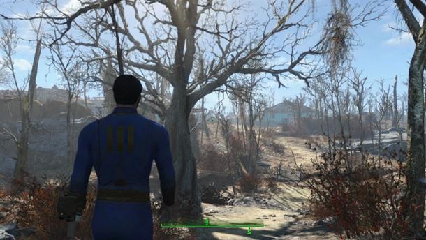 Este fin de semana tenemos Fallout 4 gratis en Steam.