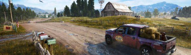 Podremos jugar en modo cooperativo en Far Cry 5 durante toda la campaña.