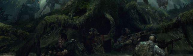 Los Extranjeros son los nuevos enemigos de la segunda expansión de Ghost Recon Wildlands.