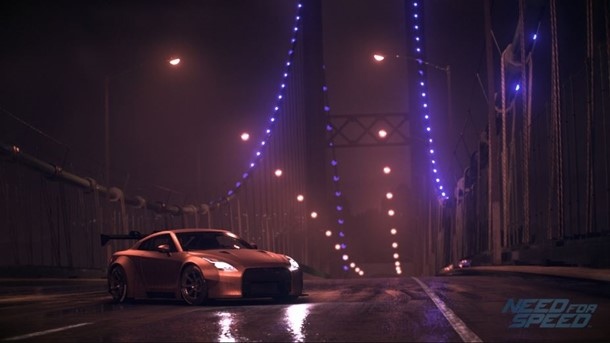 Podremos mirar anécdotas de Need for Speed en EA Play 2017.