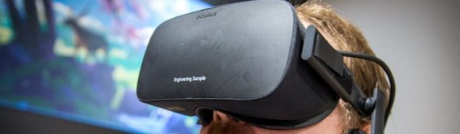 No habrá stand de Oculus Rift en el E3 2017.