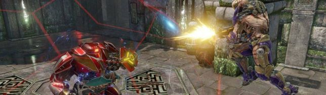 La beta abierta de Quake Champions permitirá por primera vez el streaming del juego.
