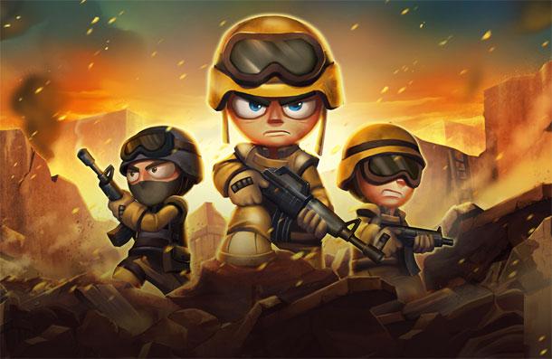 lanzamiento de Tiny troopers 2 Special Ops