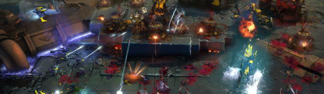 Actualización gratuita de Warhammer 40000 Dawn of War III