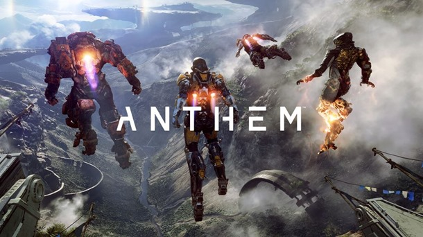 BioWare ha anunciado Anthem, su nuevo título de acción en un mundo abierto.