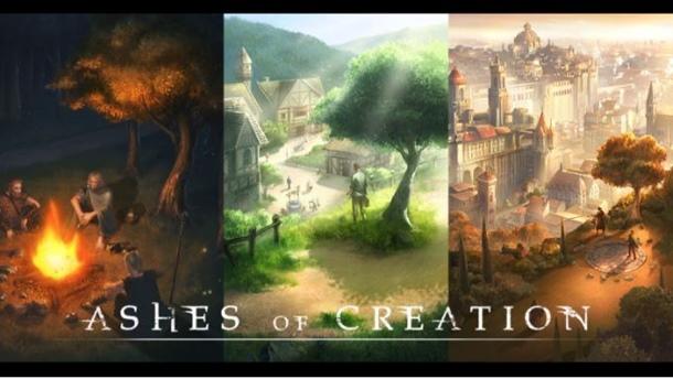 El éxito de Ashes of Creation promete un futuro interesante para los MMORPG.